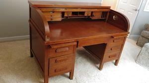 Antique Roll Over Desk for Sale in Marietta, GA