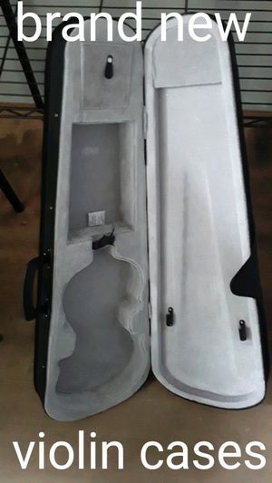 Brand new violin cases, several sizes available, your choice $35 for Sale in Lebanon, TN