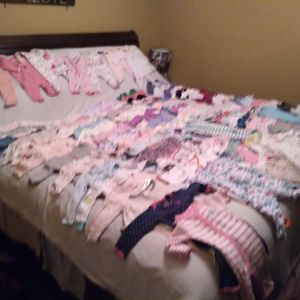 New Born To Six Months Baby Girl Clothes for Sale in Milwaukie, OR