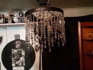 Crystal chandelier for Sale in Oakland, CA