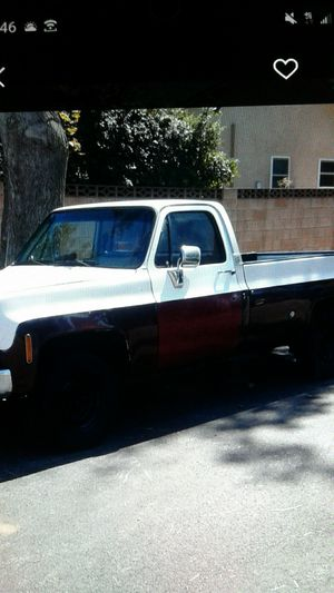 74 CHEVY TRUCK C20 NO SMOG PERFECT FOR FLIPPERS NO ASKING IF STILL AVAILABLE FOR SALE I BLOCK $4000 FIRM for Sale in Los Angeles, CA