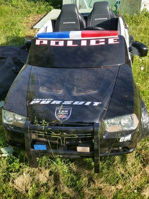 Police toy car like new for Sale in Alexandria, VA