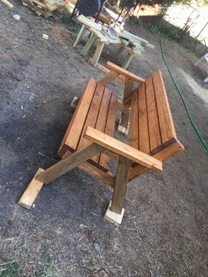 Outdoor bench for Sale in Dallas, TX