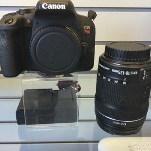 Canon Eo5 Rebel T7i for Sale in Chicago, IL
