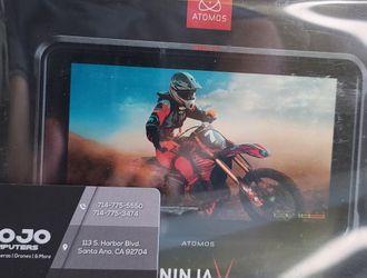 """ATOMOS NINJA V 5"""" 4K RECORDING MONITOR for Sale in Santa Ana,  CA"""