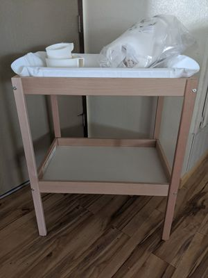 Ikea Singlar Changing Table & Onslig kit for Sale in San Diego, CA
