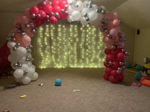 Decor balloons for Sale in Baytown, TX