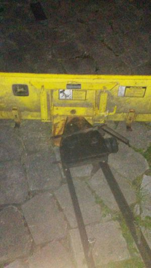 40 inch plow blade for Sale in Calumet City, IL