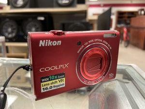 Nikon Digital Camera for Sale in Austin, TX