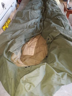 Vintage US Army mummy bag for Sale in Phoenix, AZ