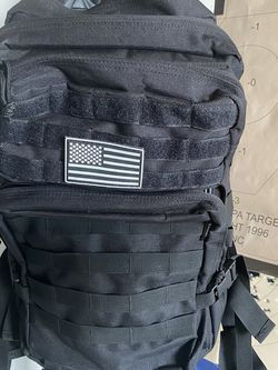 Tactical Bug Out Backpack w/ Bladder for Sale in Alhambra,  CA