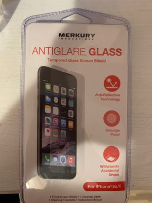 Screen Protector IPhone 6/6s for Sale in Chicago, IL