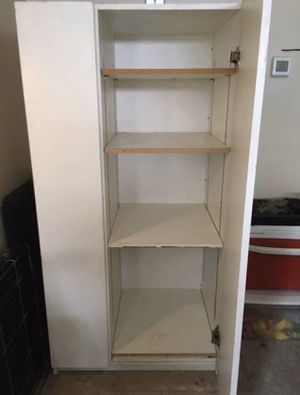 Large shelving cabinet for Sale in Colorado Springs, CO