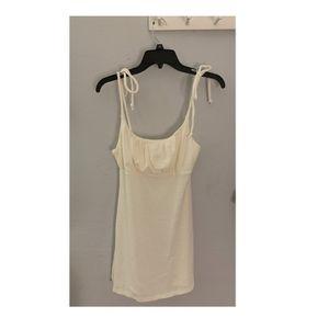 White Mini Dress (M) for Sale in Miami, FL