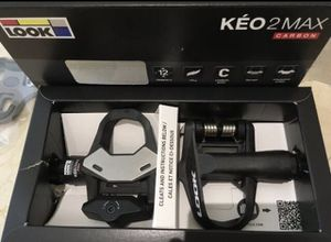 New Look Keo 2 Max CARBON 12 Nm Road Bike Pedals for Sale in Miami, FL