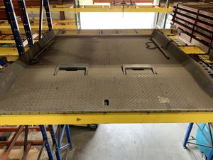 Uline forklift dock plate for Sale in Hopkinton, MA