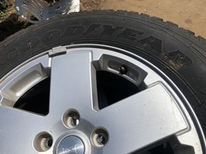 "Jeep Wrangler wheels and tires 33"" parts for Sale in San Diego, CA"
