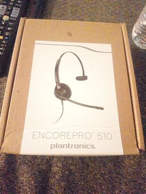 Plantronics EncorePro 510 for Sale in Alamo, TX