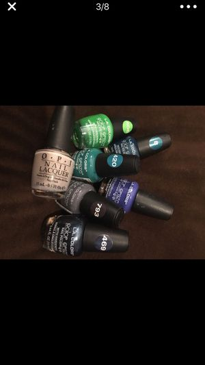 Nail polishes 1$ each for Sale in Manassas, VA
