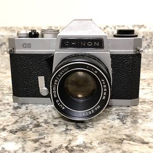 70s Vintage CHINON Zoom Lens Film Camera for Sale in Antioch, CA