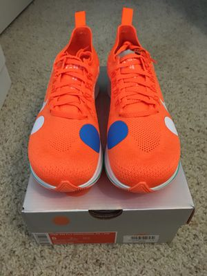 Off white x nike zoomfly mercurial for Sale in Santa Monica, CA