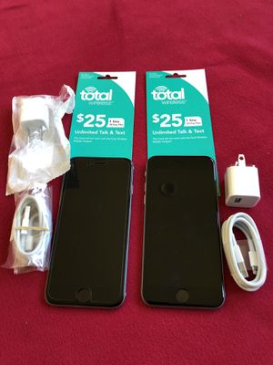 IPhone 6 with Recharge Card for Totalwireless/Tracphone for Sale in Saint Paul, MN