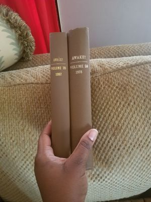 Awake...two volumes for Sale in Jacksonville, FL
