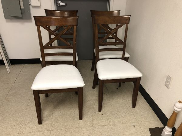 Dining chairs 4 set
