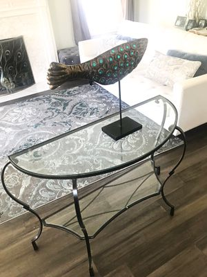 Pier One Imports Two Tier Classic Console Table for Sale in Portland, OR