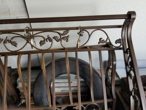 Brass bed frame. for Sale in Shickshinny, PA