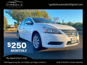 Nissan Sentra SV 2015 for Sale in San Diego, CA