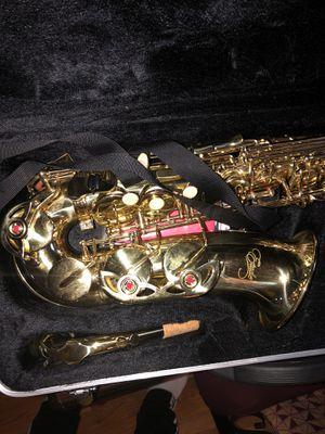 Etude (EAS-200) Student Series Alto Saxophone Lacquer for Sale in Decatur, GA