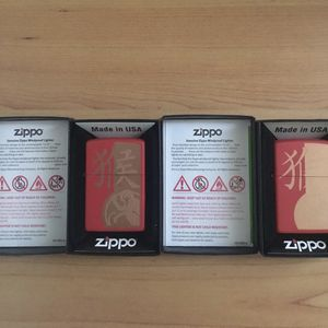 Zippo Lighters Chinese New Year for Sale in Spanaway, WA