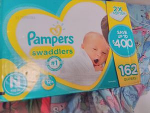 Pampers for Sale in Seneca, SC