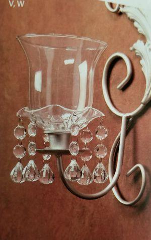 Cristales o accesorios para sconces de home Interior nuevos en caja de 2 for Sale in Los Angeles, CA