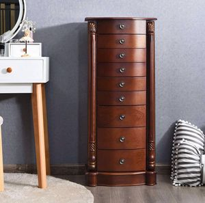 Jewelry Armoire Cabinet Stand for Sale in Philadelphia, PA
