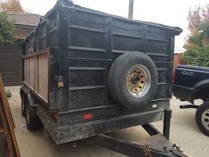 Trailer Dump Carson modificado for Sale in Santa Fe Springs, CA