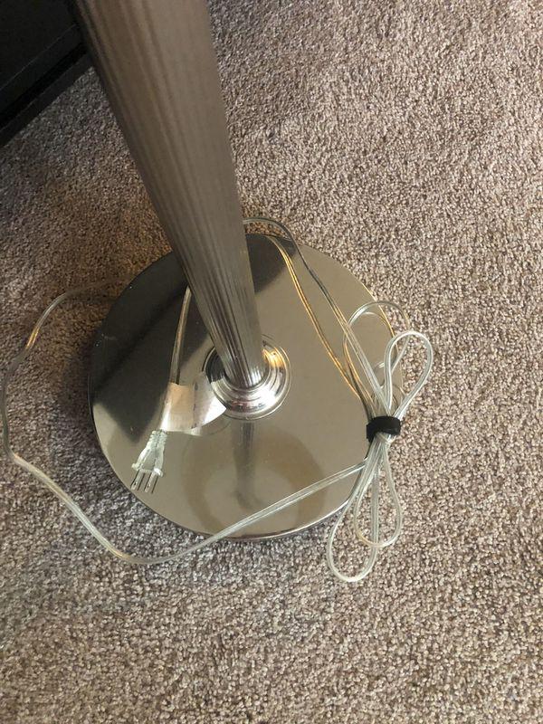 """Euro Design Modern """"Floor Lamp"""""""