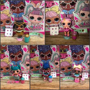 LOL surprise Dolls Sparkle Series for Sale in Las Vegas, NV