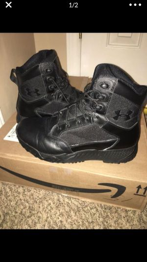 Men's Under Armor Boots for Sale in Archdale, NC