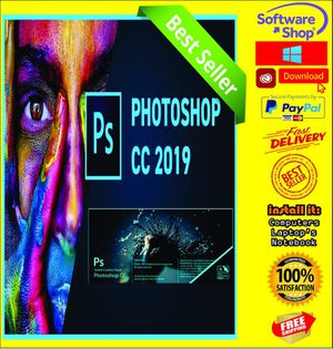 Photoshop cc 2019 for Sale in Los Angeles, CA