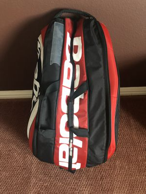 Babolat Team Red/White/Black Tennis Bag for Sale in Coppell, TX