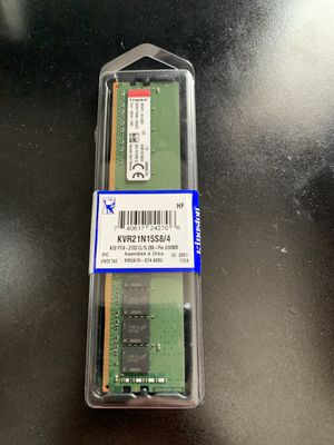 RAM Kingston 4GB for Sale in Bakersfield, CA