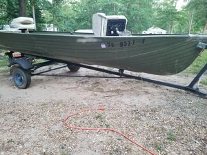 14' v haul Jon boat for Sale in Fredericksburg, VA