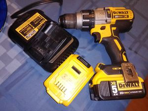 DeWalt 20v drill for Sale in Jacksonville, FL