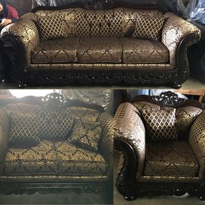 $1350 brand new three pieces sofa set for Sale in Pomona, CA
