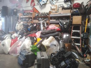 Motorcycle and scooter parts for Sale in Santa Ana, CA