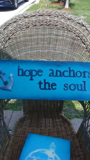 Nautical Home decor for Sale in Port St. Lucie, FL