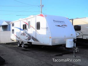 2012 Keystone RV Passport 2650BH - Travel Trailer for Sale in Tacoma, WA