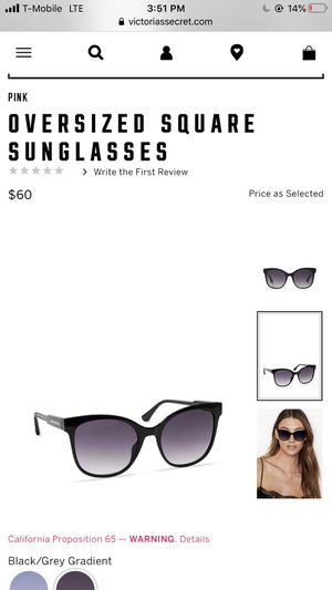 Brand New PINK sunglasses for Sale in Alta Loma, CA